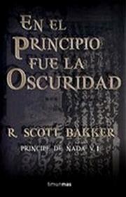 Príncipe de nada -  R Scott Bakker