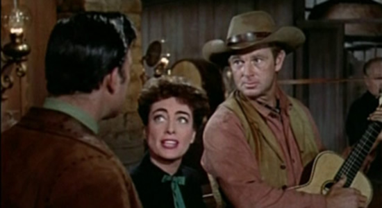 Johnny guitar - Joan Crawford -  Sterling Hayden - Nicholas Ray 1954